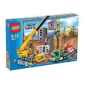 LEGO City 7633 Byggarbetsplats