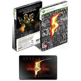 Resident Evil 5 - Collector's Edition (Xbox 360)