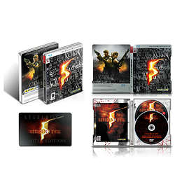 Resident Evil 5 - Collector's Edition (PS3)