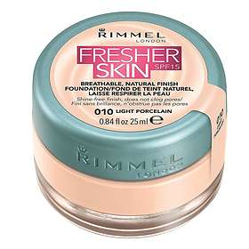 Rimmel Fresher Skin Foundation SPF15 25ml