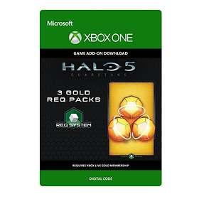 Halo 5: Guardians - 3 Gold REQ Packs