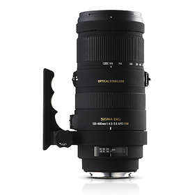 Sigma 120-400/4,5-5,6 DG APO HSM for Sony A