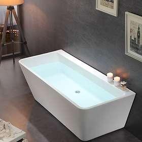 Bathlife Badkar Andrum 170x75 (Vit)