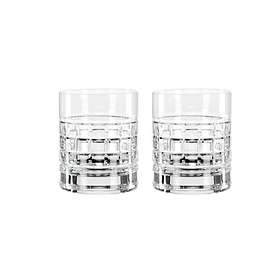 Waterford Jo Sampson London Double Old Fashioned Whiskyglass 2-pack