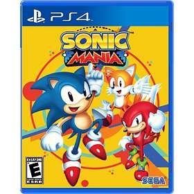 Sonic Mania (PS4)