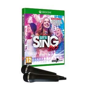 Let's Sing 2017 (inkl. 2 Mikrofoner)