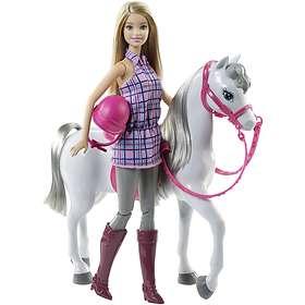 Barbie Doll & Horse DHB68