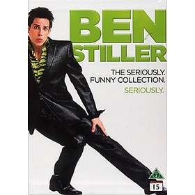Ben Stiller: The Seriously Funny Collection (4-Disc)