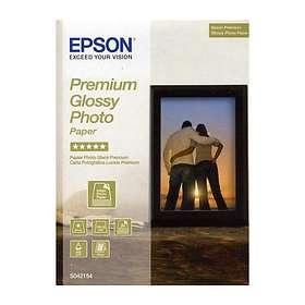 Epson Premium Glossy Photo Paper 255g 13x18cm 30stk