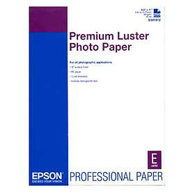 Epson Premium Luster Photo Paper 260g A2 25stk