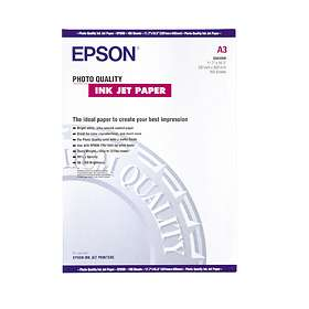 Epson Photo Quality Ink Jet Paper 104g A3 100stk