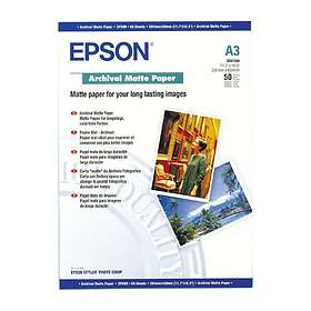 Epson Archival Matte Paper 192g A3 50stk