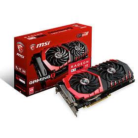 MSI Radeon RX 480 Gaming X 2xHDMI 2xDP 4GB