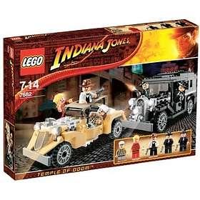 LEGO Indiana Jones 7682 Shanghaijakten