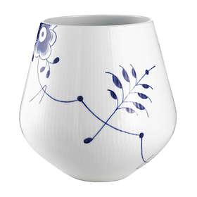 Royal Copenhagen Blue Fluted Mega Vase 150mm