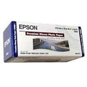 Epson Premium Glossy Photo Paper 255g 210mm x 10m