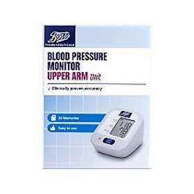 Boots Pharmaceuticals Blood Pressure Monitor - Upper Arm Unit 6613896