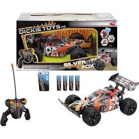 Dickie Toys Silver Fox RTR