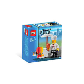 LEGO City 8398 Grillbod