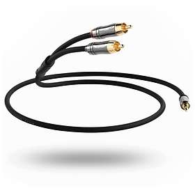 QED Performance Audio J2P 3.5mm - 2RCA 1.5m