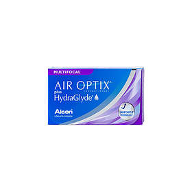 Alcon Air Optix Plus HydraGlyde (3-pack)