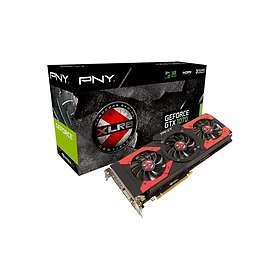 PNY GeForce GTX 1070 XLR8 Gaming OC HDMI 3xDP 8GB