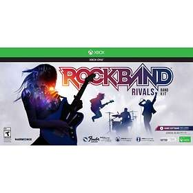 Rock Band Rivals (inkl. Instrumenter)