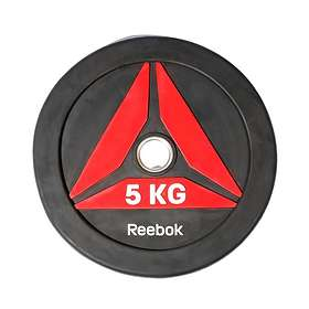 Reebok Delta Bumper Plate 5kg