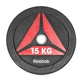 Reebok Delta Bumper Plate 15kg