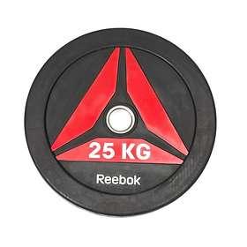 Reebok Delta Bumper Plate 25kg