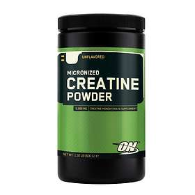 Optimum Nutrition Creatine Powder 0,6kg