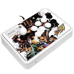 Mad Catz Street Fighter IV FightStick (Xbox 360)