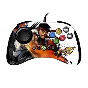 Mad Catz Street Fighter IV Wired FightPad (Xbox 360)
