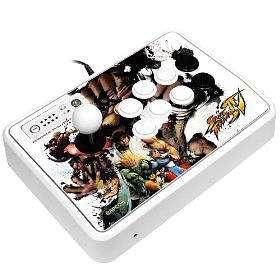 Mad Catz Street Fighter IV Arcade FightStick (PS3)