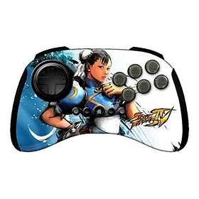 Mad Catz Street Fighter IV Wireless FightPad (PS3)