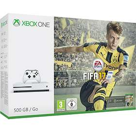 Microsoft Xbox One S 500GB (incl. FIFA 17)