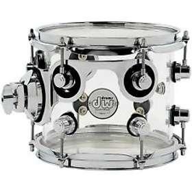 "DW Design Acrylic Bass Drum 22""x18"""