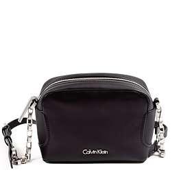 Calvin Klein Carolyn Leather Mini Crossover (K60k602057)