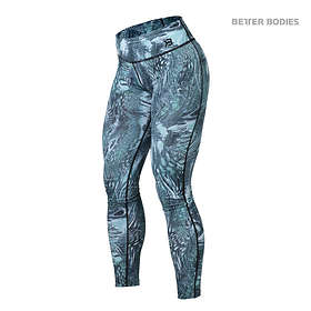 Better Bodies Printed Tights (Dam)