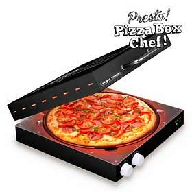 Presto Pizza Box Chef (Svart)