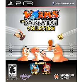 Worms: The Revolution Collection (USA-import)