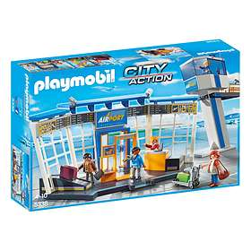 Playmobil City Action 5338 Airport with Control Tower