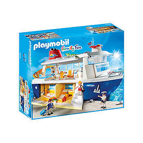 Playmobil Family Fun 6978 Kryssningsbåt