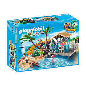 Playmobil Family Fun 6979 Island Juice Bar