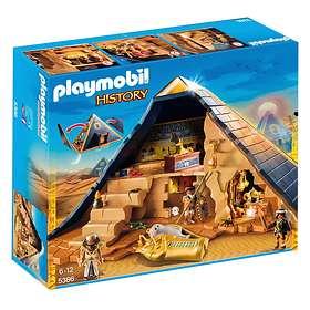 Playmobil History 5386 Pharaoh's Pyramid