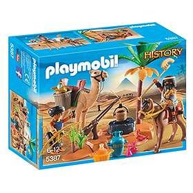 Playmobil History 5387 Gravrøverleir