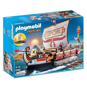 Playmobil History 5390 Roman Warriors' Ship