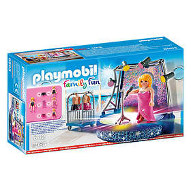 Playmobil Family Fun 6983 Singer with Stage