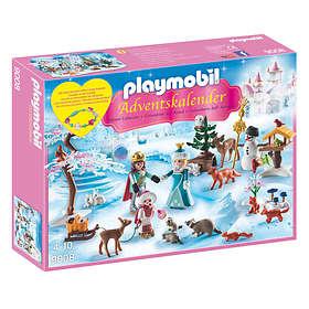 Playmobil Christmas 9008 Kunglig Skridskotur Advent Calendar 2016