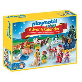 Playmobil 1.2.3 9009 Jul På Bondgården Advent Calendar 2016